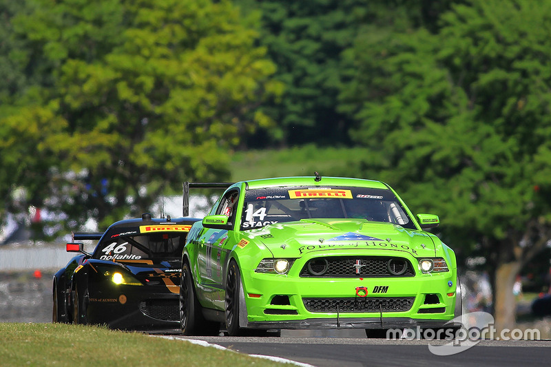 #14 Roush Performance Ford Boss 302: Nate Stacy