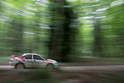 Mitsubushi Lancer Rallyart
