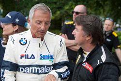 Ricardo Patrese, Rene Arnoux