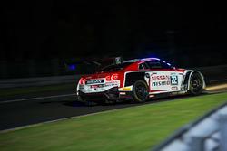 #22 Nissan GT Academy Team RJN, Nissan GT-R Nismo GT3: Matthew Simmons, Romain Sarazin, Sean Walkinshaw, Riccardo Sanchez