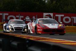 #41 Classic & Modern Racing Ferrari 458 Italia GT3: Romain Brandela, Timothe Buret, Bernard Delhez, Mickael Petit