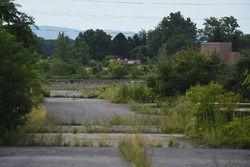 The abandoned Nazareth Speedway