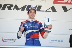 Podyum: 1. Matevos Isaakyan, SMP Racing