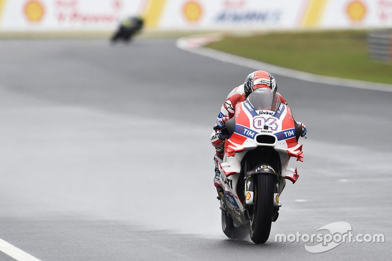 2016: Andrea Dovizioso, Ducati Desmosedici GP