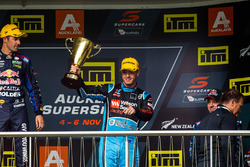 Podium third place: Scott McLaughlin, Garry Rogers Motorsport Volvo