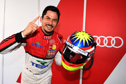 Polesitter Alex Yoong, Audi TEDA Racing Team