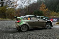 Yazeed Al Rajhi, Michael Orr, Ford Fiesta WRC, Yazeed Racing
