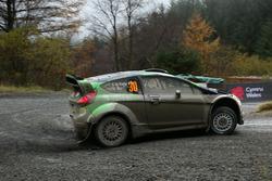 Язид Аль-Раджи и Майкл Орр, Ford Fiesta R5