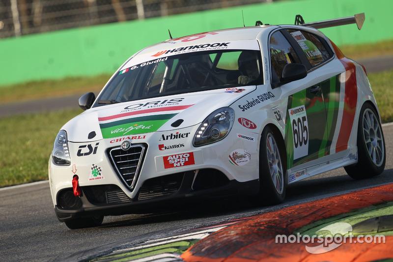 Gianni Giudici, Sc.Giudici, Alfa Romeo Giulietta-TCT
