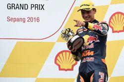 Podium : le troisième, Bo Bendsneyder, Red Bull KTM Ajo