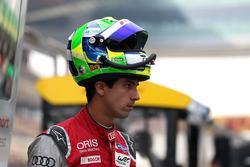 #8 Audi Sport Team Joest, Audi R18 e-tron quattro: Lucas di Grassi