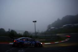 #106 Subaru Tecnica International, Subaru WRX STI: Carlo van Dam, Marcel Lassee, Tim Schrick, Hideki