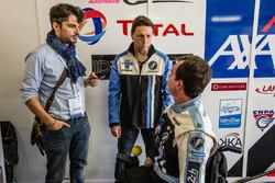 #84 SRT41 by Oak Racing, Morgan - Nissan: Christophe Tinseau and Frédéric Sausset