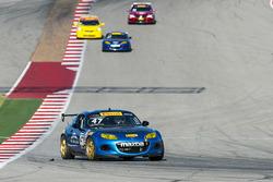 #47 Hale Motorsports Mazda MX-5: Joey Jordan