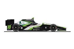 Conor Daly, Dale Coyne Racing, Honda