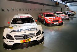 2010 DTM Mercdedes, Paul di Resta