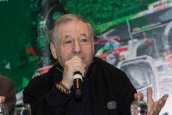 Jean Todt Presidente de FIA