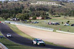 #92 MARC Cars Australia Ford Focus V8: Michael Benton, Hardian Morrall, Angus Kennard