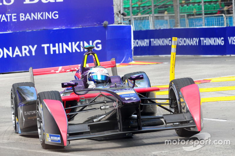 Buenos Aires: Sam Bird (DS Virgin Racing Formula E Team)