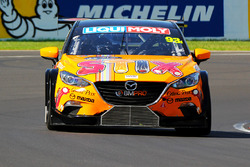 #93 MARC Cars Australia Mazda 3 V8: Jake Camilleri, Morgan Haber, Aaron Seton
