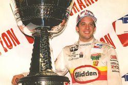 Champion Tony Stewart