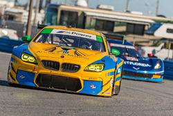 #97 Turner Motorsport BMW M6 GT3 : Michael Marsal, Markus Palttala, Maxime Martin, Jesse Krohn