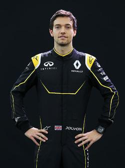 Jolyon Palmer, Renault F1 Team