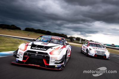 Lancement livrée Nissan Motorsport