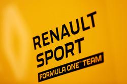 Logo, Renault Sport F1 Team