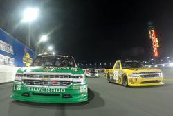Grant Enfinger, GMS Racing Chevrolet