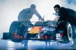 Presentación Red Bull Racing