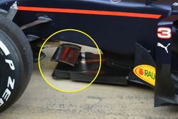 Red Bull Racing RB12 detalle