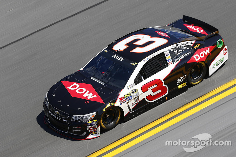 #3 Austin Dillon (Childress-Chevrolet)