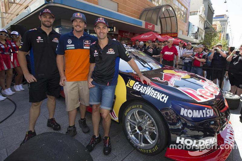 Shane Van Gisbergen, Red Bull Racing Australia, Toby Price, Triple Eight Race Engineering