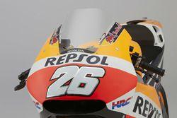 Dani Pedrosa'nın Honda RC213V 2016 motoru, Repsol Honda Takımı