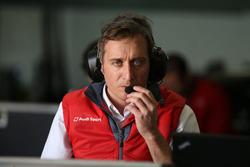 Daniel Grunwald, Audi Sport Engineer