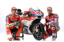 Андреа Янноне, Andrea Dovizioso, Ducati Team