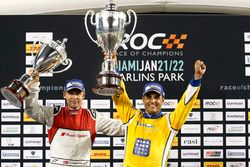 1. Juan Pablo Montoya; 2. Tom Kristensen
