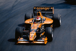 Jos Verstappen, Arrows A21 Supertec