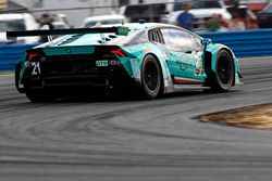 №21 Konrad Motorsport Lamborghini Huracan GT3: Марко Мапелли, Марк Бассенг, Лука Штольц, Лэнс Уилси, Франц Конрад