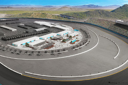 Proposed changes to Phoenix International Raceway with a Fanzone