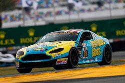 #09 Automatic Racing, Aston Martin Vantage GT4: Chris Beaufait, Max Bladon, Ramin Abdolvahabi