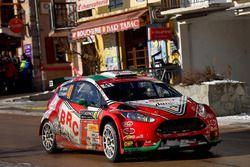 Giandomenico Basso, Simone Scattolin, Ford Fiesta R5