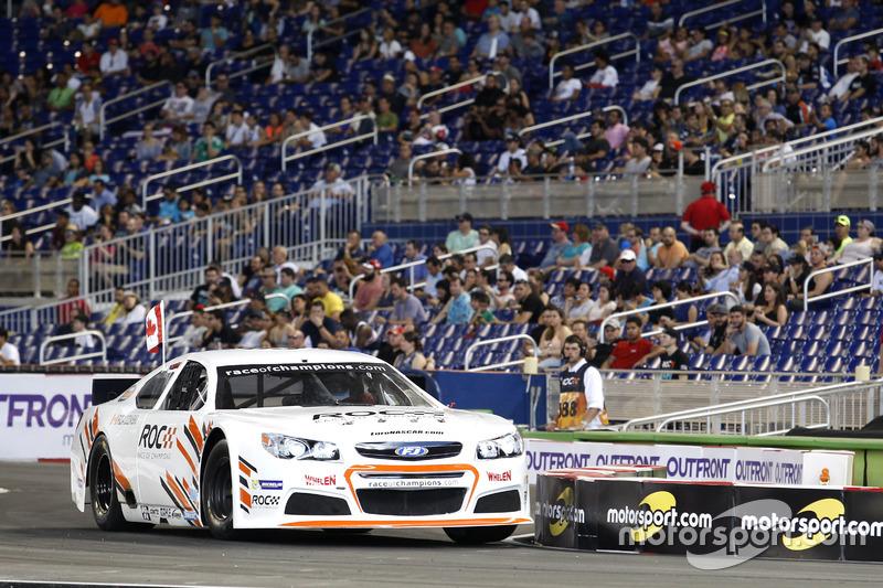 Stefan Rzadzinski, Whelen NASCAR
