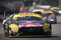 #19 Griffith Corporation, Mercedes-AMG GT3: Mark Griffith