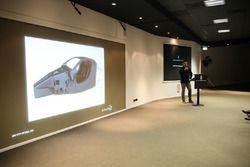 Presentatie Fittipaldi EF7 Vision Gran Turismo by Pininfarina