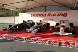 McLaren Honda MP4-30, Honda RA108, McLaren Honda MP4/5 van Ayrton Senna
