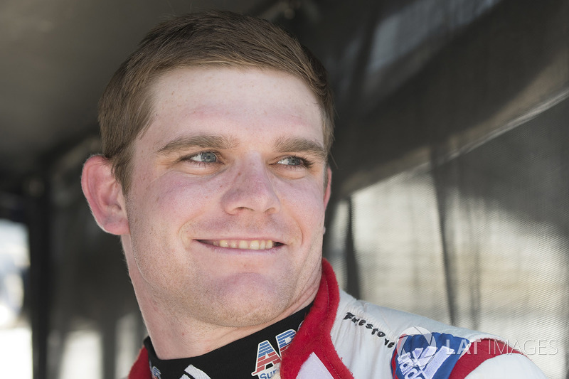 # 17: Conor Daly, Dale Coyne Racing, Honda