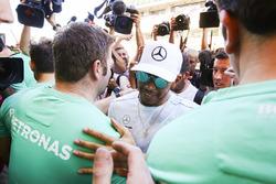 Ganador, Lewis Hamilton, Mercedes AMG F10