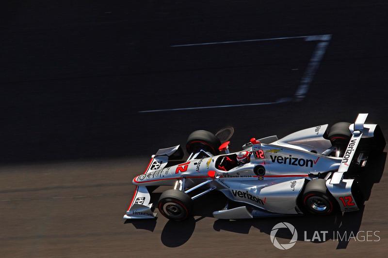 9: Уилл Пауэр, Team Penske Chevrolet